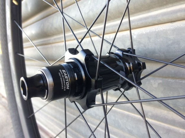 Easton EC70 Trail 29 Wheelset M 1 Hub with XD Driver -- In for review