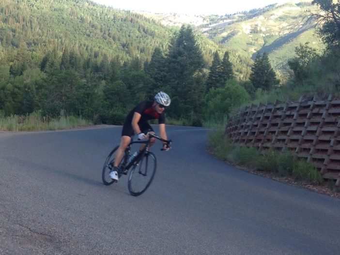 Scott Addict SL Descends with Confidence