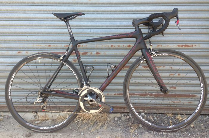 2014 Scott Addict SL Bike Review