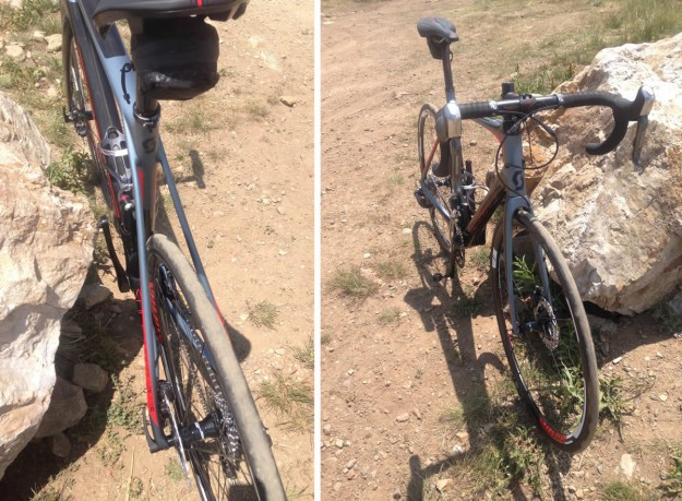 2015 Scott Solace 15 Disc - Excellent Tire Clearance