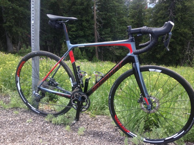 2015 Scott Solace 15 Disc Review