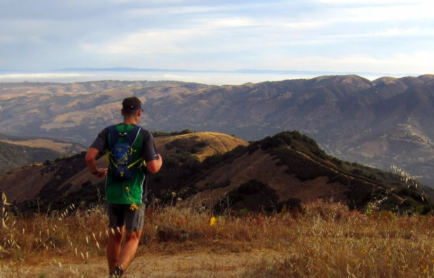 Nathan Elevation Hydration Pack Testing