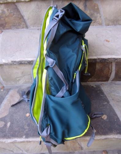 UDfastpack 20 side pockets