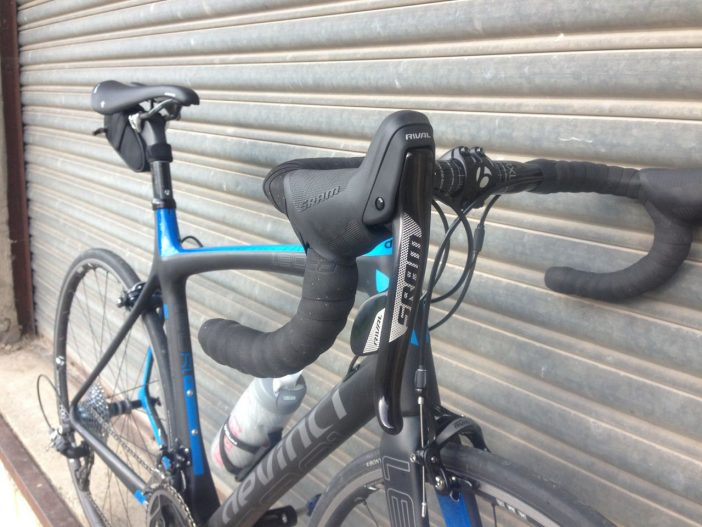 SRAM Rival 22 Shifters Perform Like Red