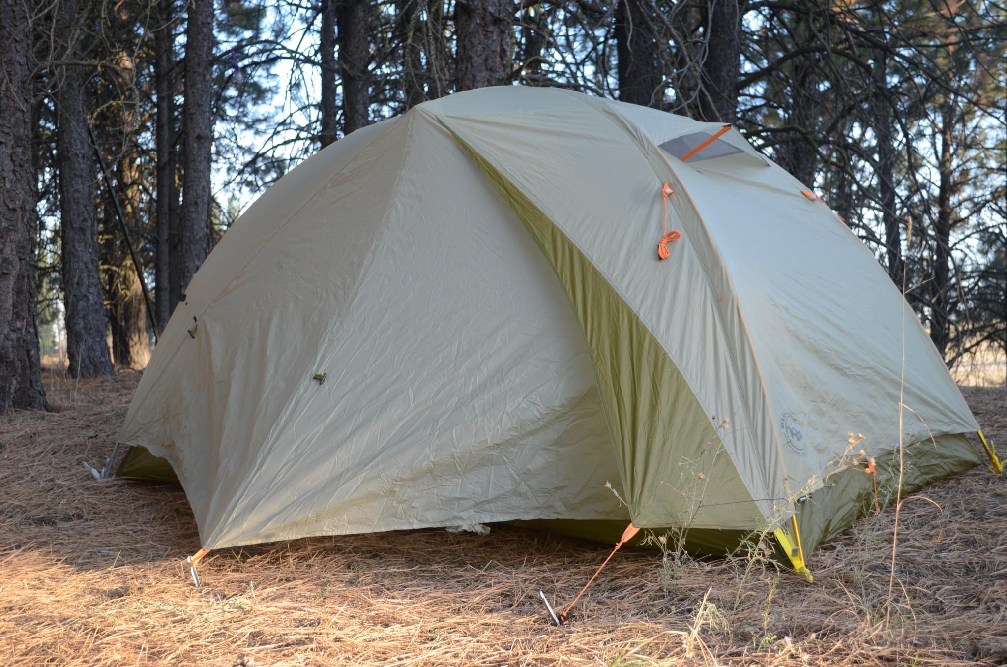 Big Agnes Fishhook UL 2 Tent Review & Big Agnes Fishhook UL 2 Tent Review - FeedTheHabit.com