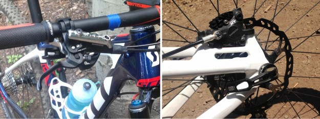 Shimano XT Disc Brakes Review