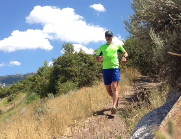 The North Face Ultra Smooth Running Shoes - Testing in Corner Canyon UT