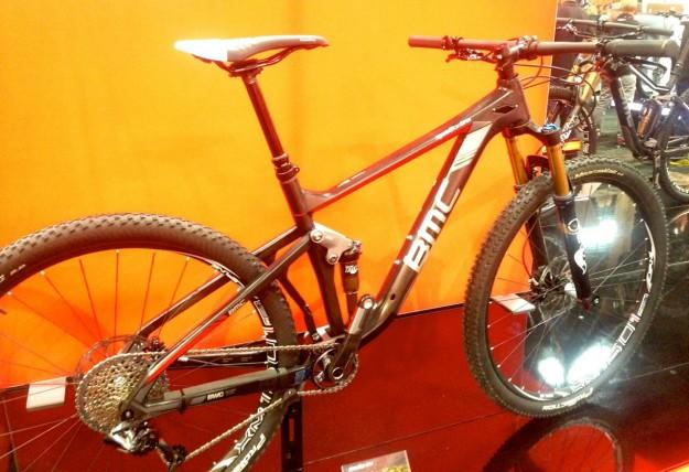 2015 BMC Speedfox SF01 29 XX1 - Best in Show for Interbike 2014