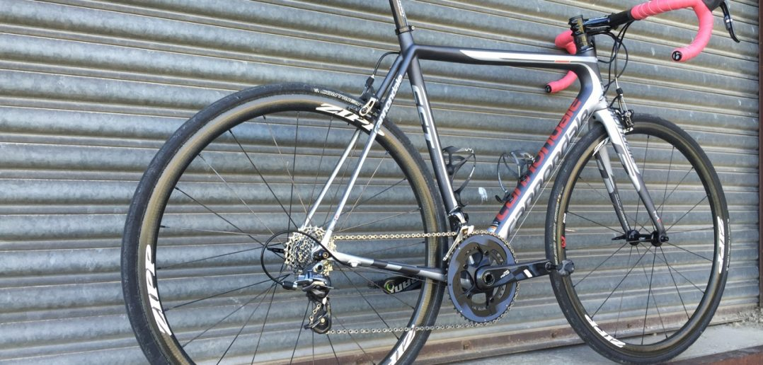 Zipp 202 Cannondale SuperSix