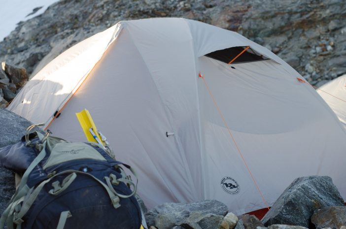 Big Agnes Lone Spring 3 Tent Review