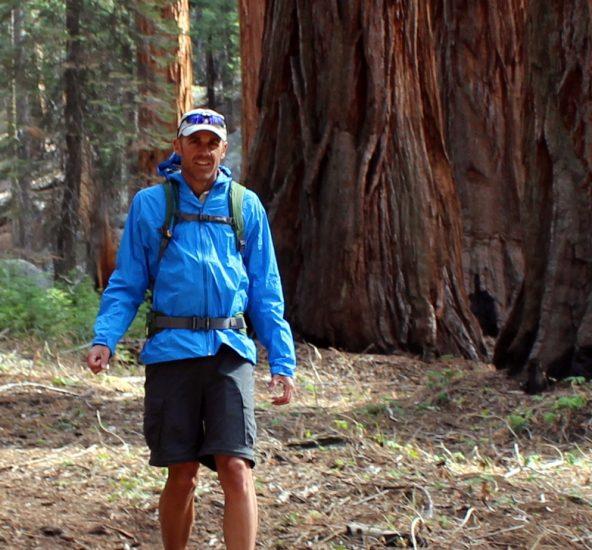 Columbia evapouration hiking