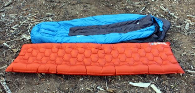 big agnes sleep system lost ranger
