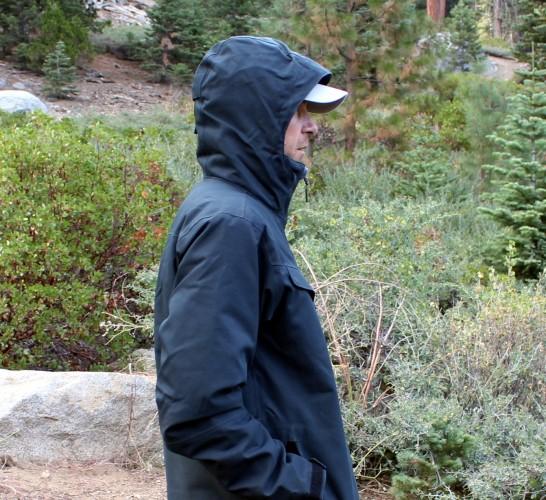 merrell crestbound stealth profile