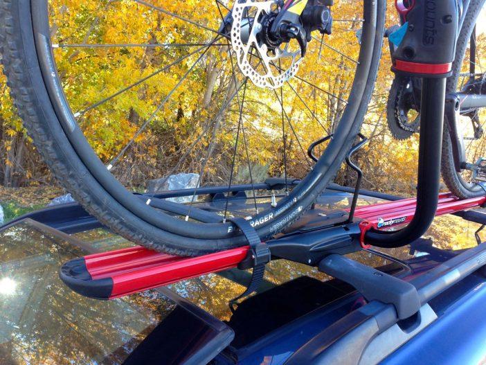 RockyMounts BrassKnuckles Bike Tray