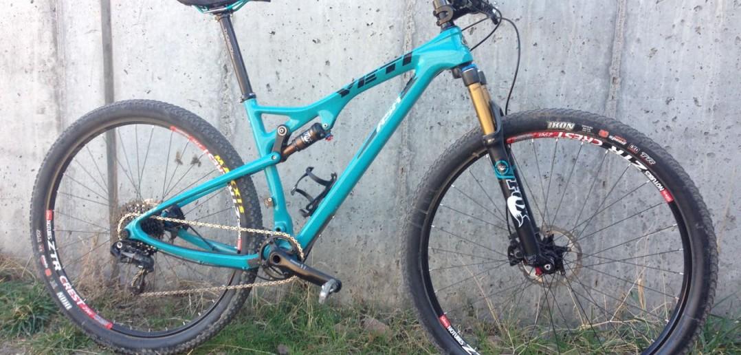 Review: Yeti ASR Carbon is One Rowdy XC Bike - FeedTheHabit.com