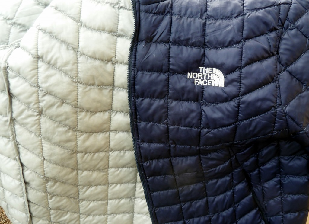the northface thermoball jacket quilting