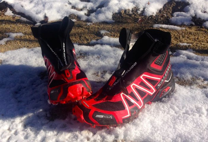 Salomon Snowcross CS Review