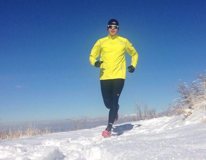 Salomon Snowcross CS Review - Running in Corner Canyon