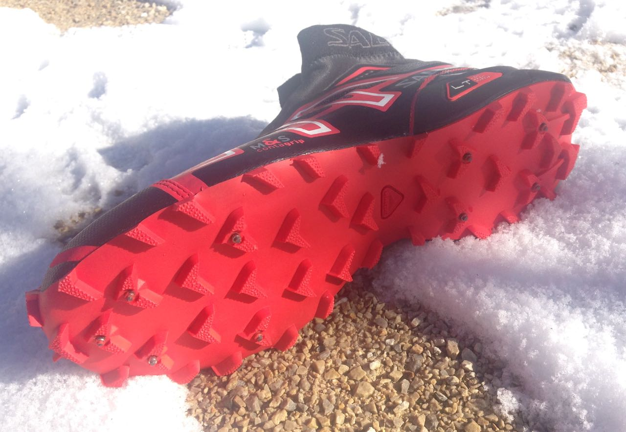 size 40 d461d 42297 Salomon Snowcross CS Winter Running Shoe Review ...