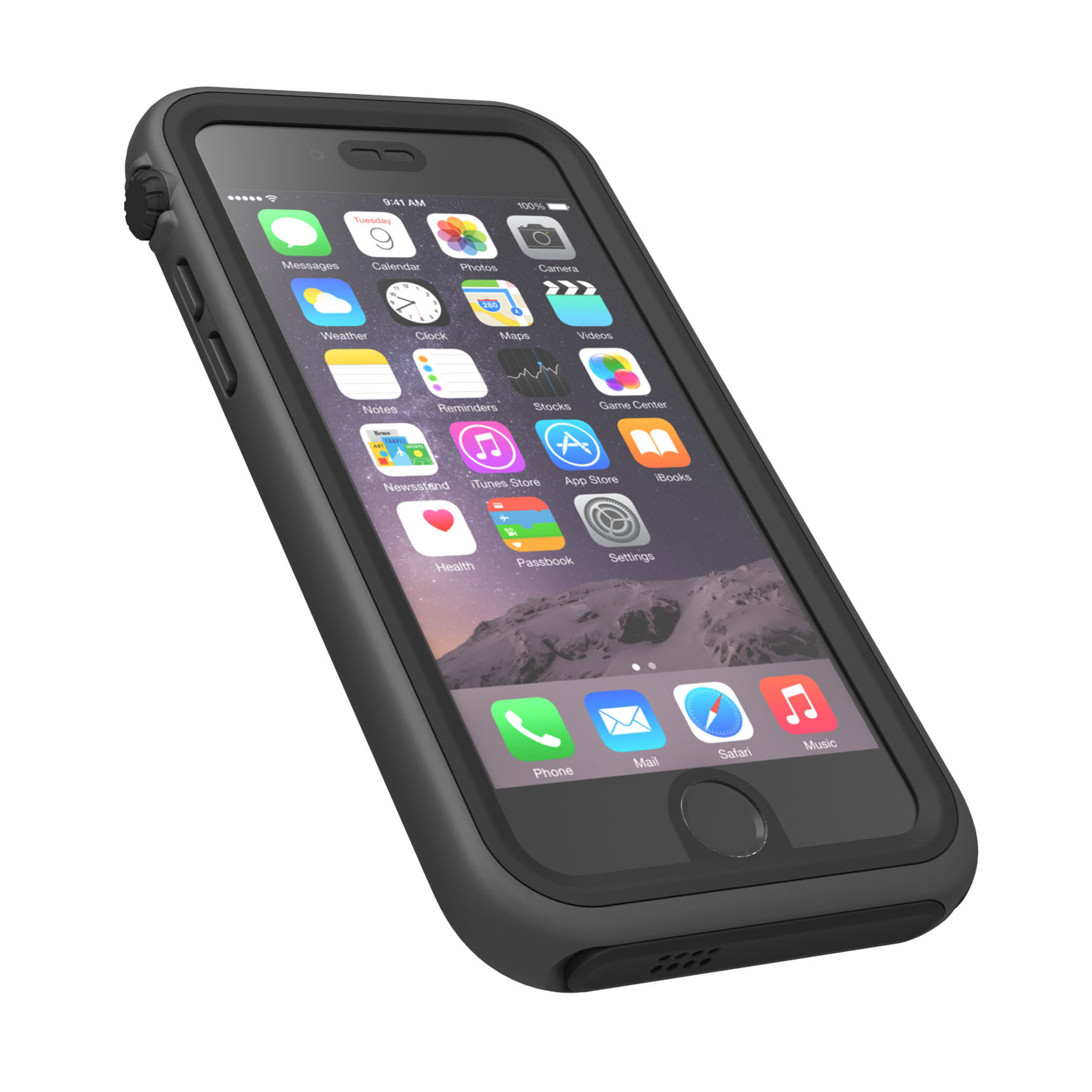 catalyst iphone case just in catalyst waterproof for iphone 6 5614