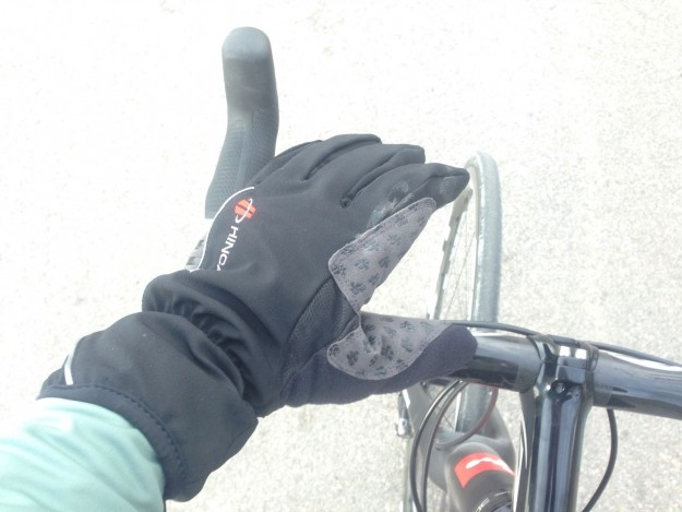 Hincapie Black Ice Gloves Review