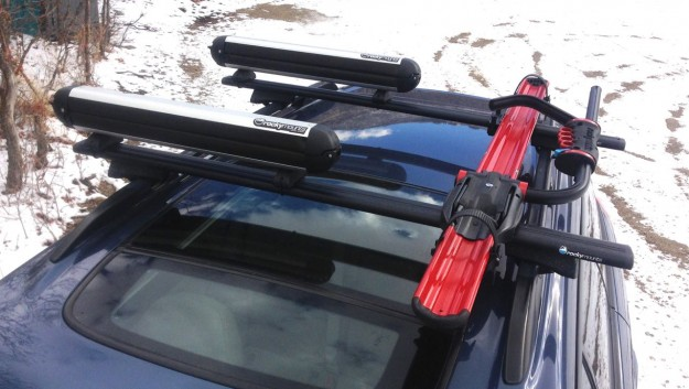 RockyMounts Flagstaff and Ouray Base Rack System