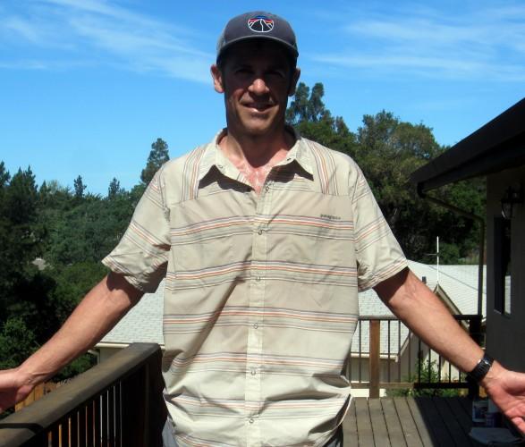 patagonia long haul shirt wet