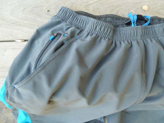 northface agility shorts pockets