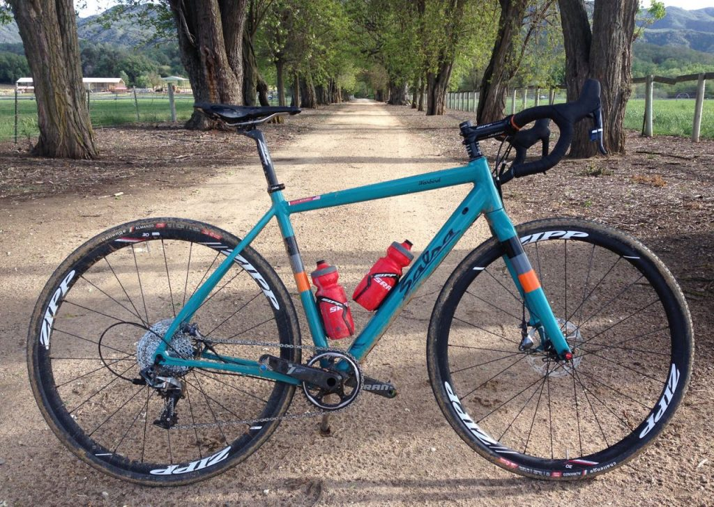 2016 Salsa Warbird with SRAM Force 1
