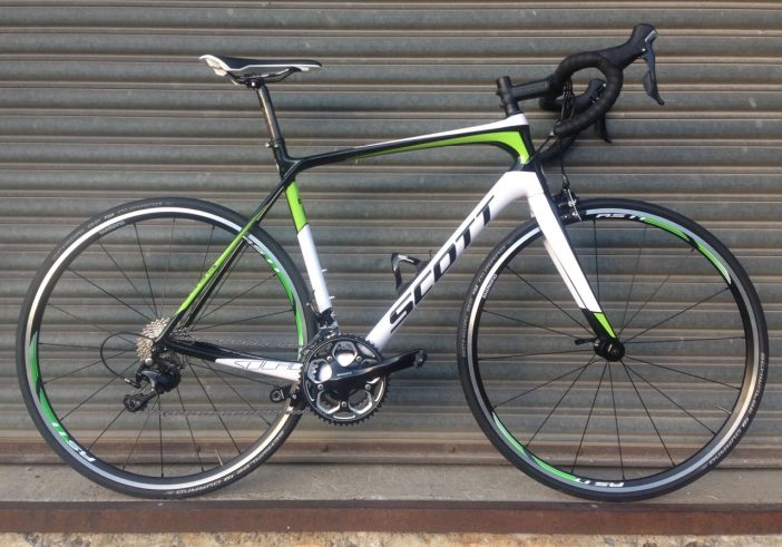 2015 Scott Solace 30 Review