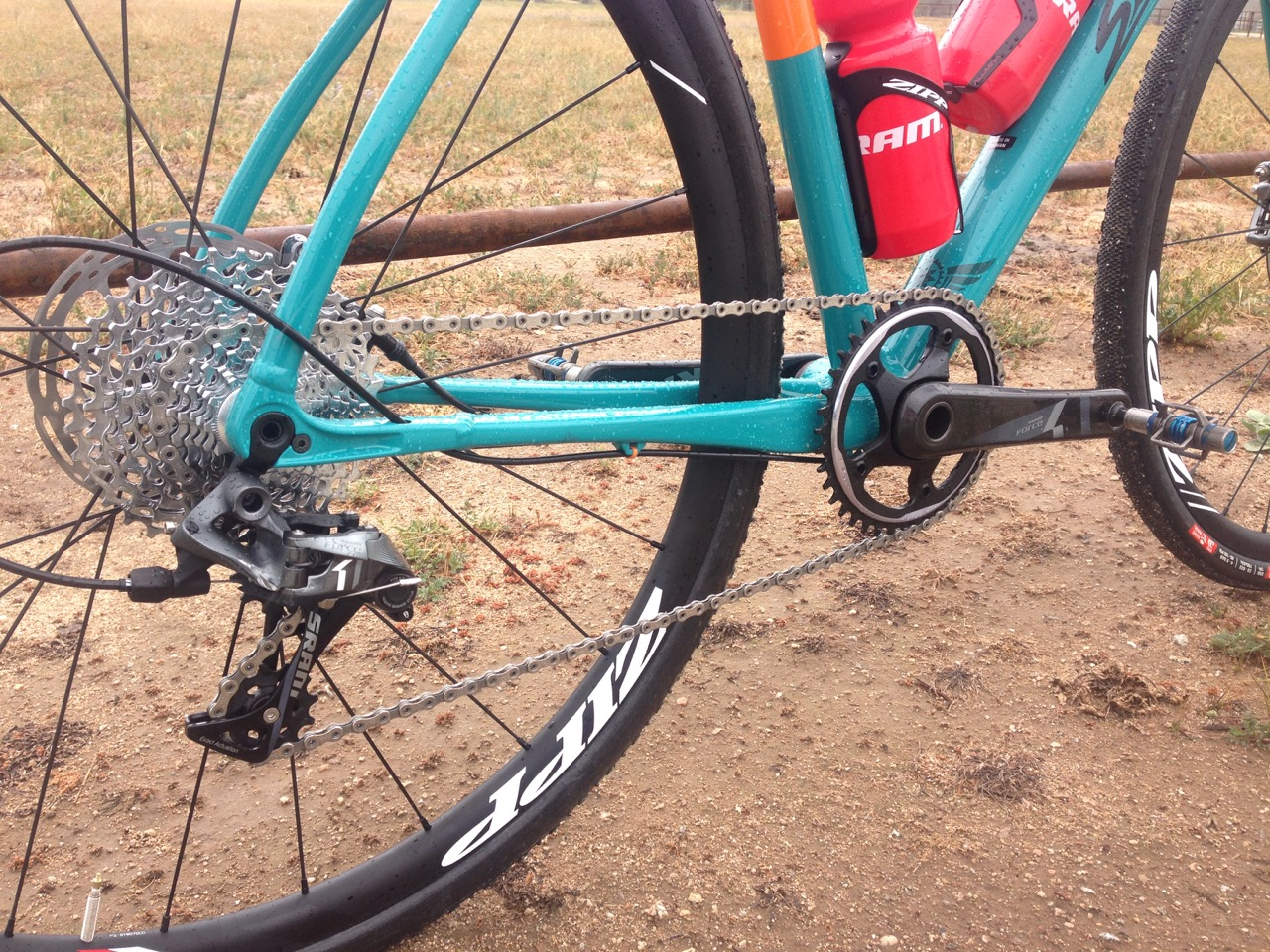Sram Expands 1x For Road Gravel And Cross