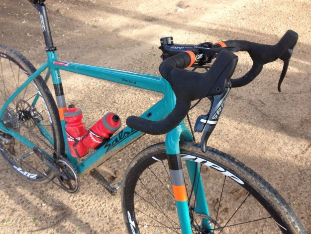 2016 SRAM Force 1 First Ride