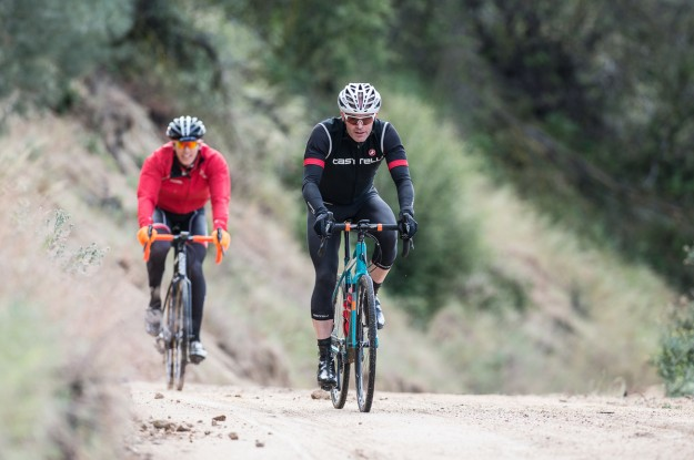 Zipp Course 30 Wheelset Testing in Central California