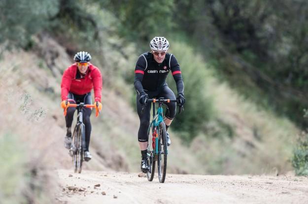 Zipp Course 30 Wheelset Testing in Central California