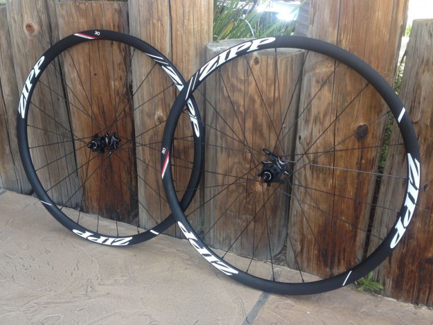 2016 Zipp Course 30 Wheelset - Quick Review
