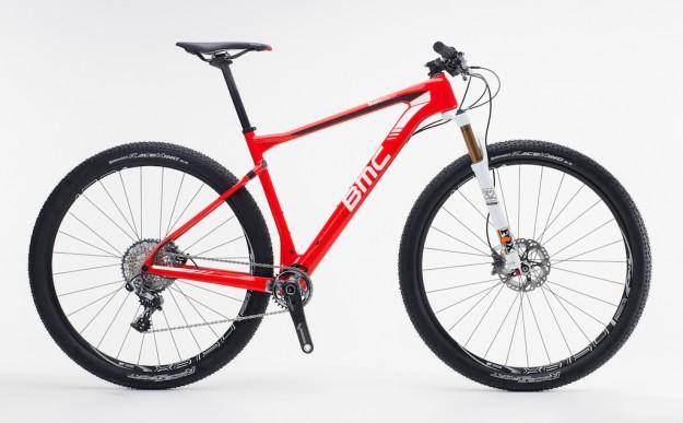 2016 BMC Teamelite 01 XX1 Complete