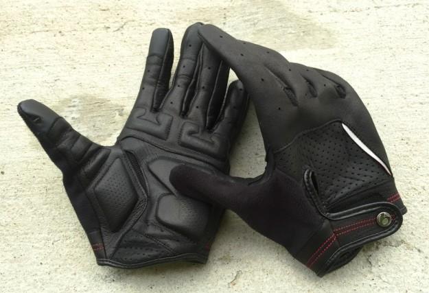 Bontrager Glassique Full Finger Leather Gloves Review