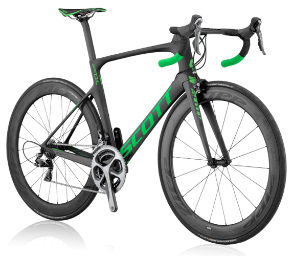 2016 Scott Foil Team Issue