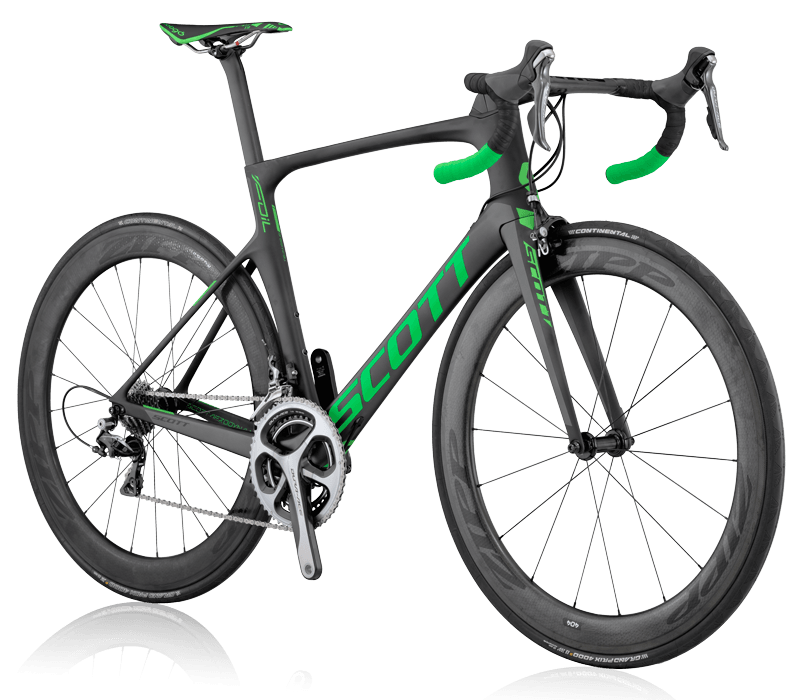 The Reborn 2016 Scott Foil Aero Road Bike Feedthehabit Com