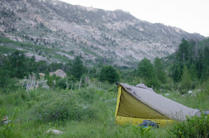 Sierra Designs Tensegrity 1 FL Tent Review