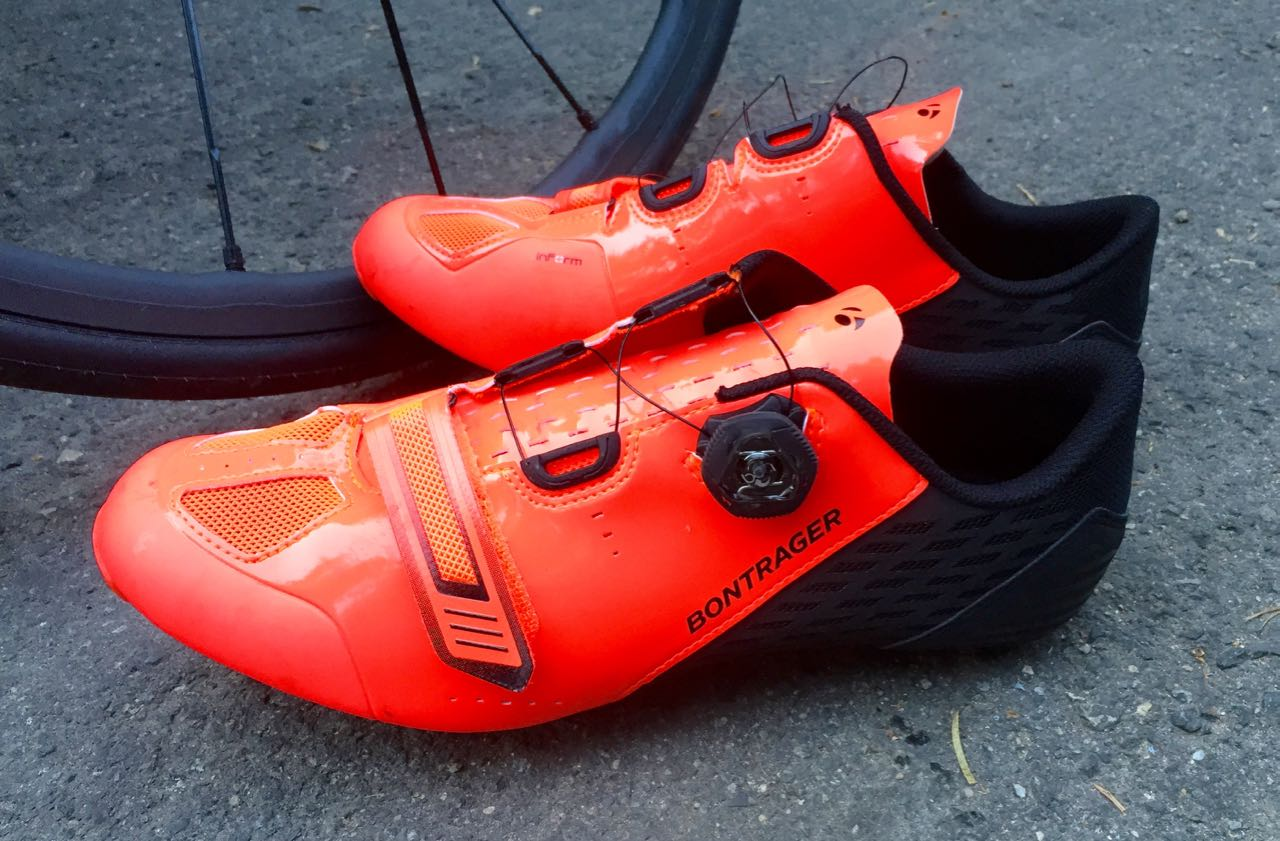 Bontrager Silver Road Shoes Review