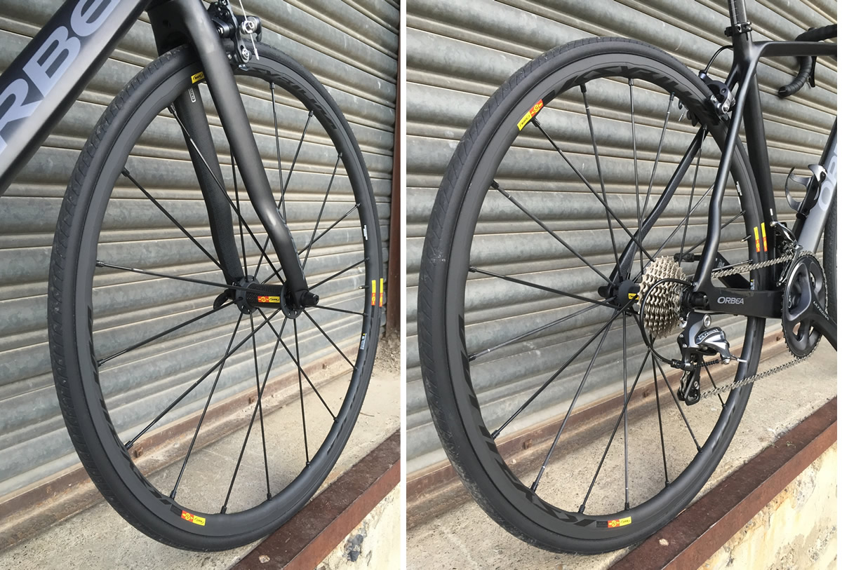90e176441f5 Mavic Ksyrium SLR Wheelset Review - FeedTheHabit.com