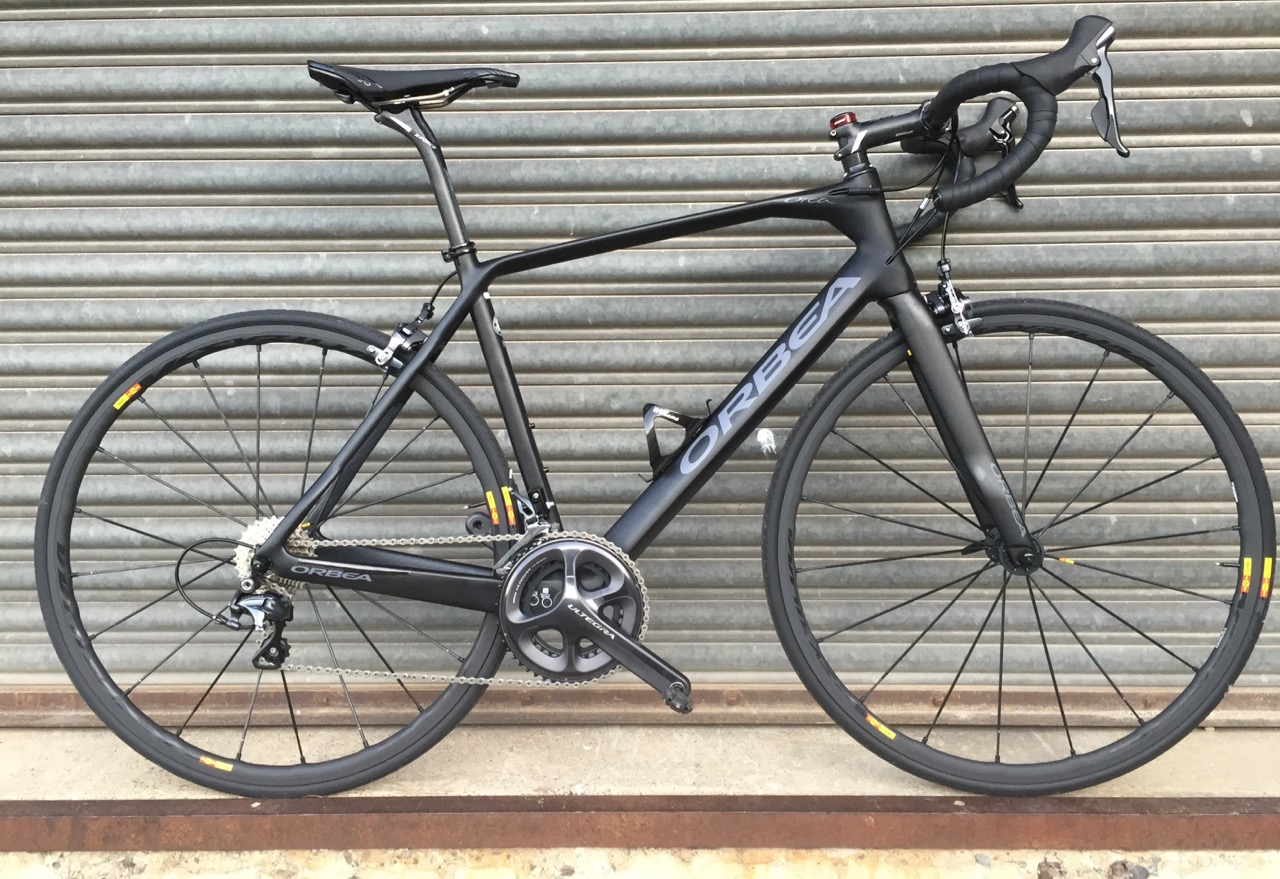 Orbea Orca M-Team Review