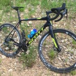 First Ride: 2016 Scott Addict CX 10 Disc