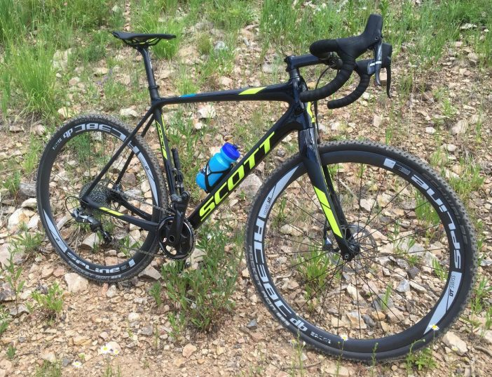 2016 Scott Addict CX 10