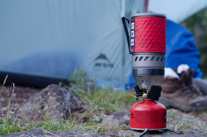MSR Windburner Stove Review