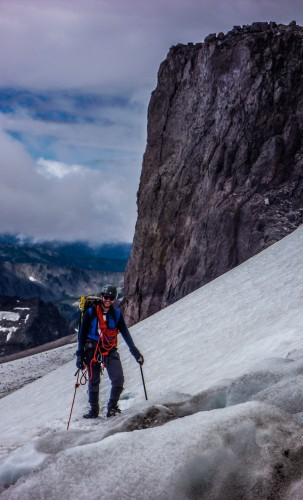 Climbing in the North Cascades