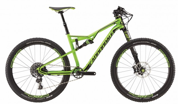 2016 Cannondale Habit Carbon 1