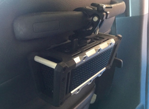 Fugoo Bluetooth Speaker Review - Car Mounts