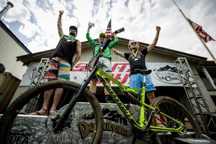 Jason Moeschler Wins 2015 Downieville Classic on his new Habit